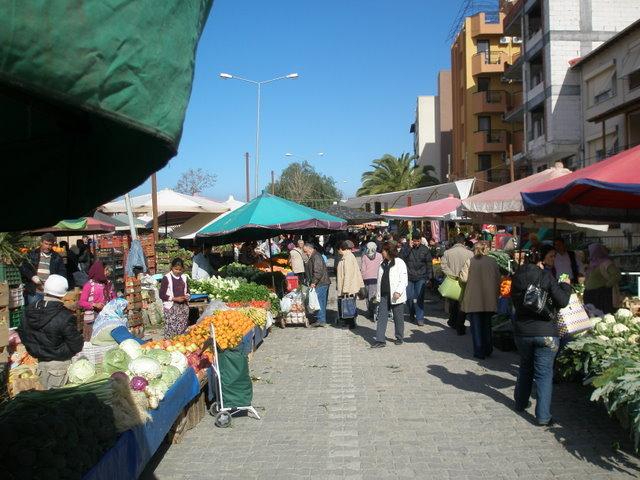 Markt in Kusadasi