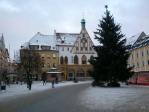 Neujahr in Amberg