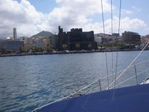 Hafen Pantellria